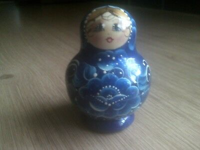 Lovely Small Set Russian Stacking Dolls [5]