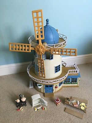 Sylvanian Families Windmill and Accessories