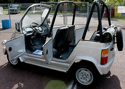 "2002 Yingang Mico Car, Golf Cart, Mini Car  Convertiblein ""like New"" Condition"