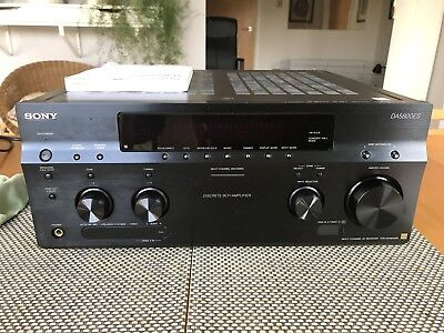 Sony STR-DA5800ES Multi Channel AV Receiver
