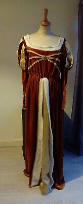 dress costume LARP cosplay, theatre - medieval fantasy style ,,