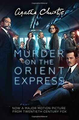 Murder on the Orient Express (Poirot) by Agatha Christie Paperback Book New