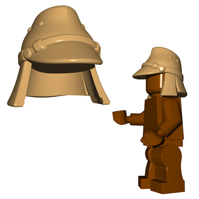 Custom JAPANESE HAT for WWII Lego Minifigures  -Pick your Color!-