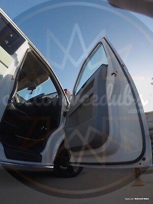 VW T5 T5.1 T6 Transporter Door Seal + Dash Trim Combo Upgrade Package Deal Mods