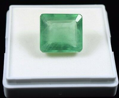 Master Piece !  83.05 Cts. 100 % Natural Fluorite Cushion Cut For Silver Pendant