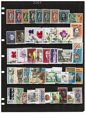 1,071 Worldwide stamps mostly all different with some better