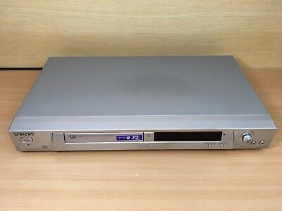 Sony DVP-NS305 DVD Player & CD Player - No Remote - Tested & Working