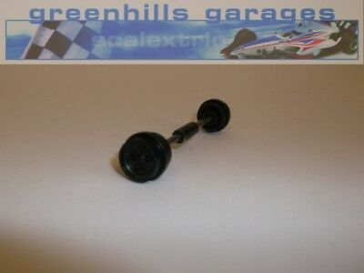 Greenhills Scalextric Ferrari 312T 'Dunlop' No.17 Front Axle & Wheels – Used ...