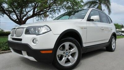 2007 Bmw X3  2007 Bmw X3 Awd In Amazing Condition, Panoramic Roof, Cd, Leather, Xenon, Nice!!