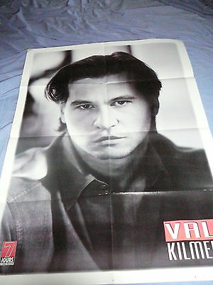 VAL KILMER PIN UP POSTER PHOTO AFFICHE 20 x 29 CLIPPING