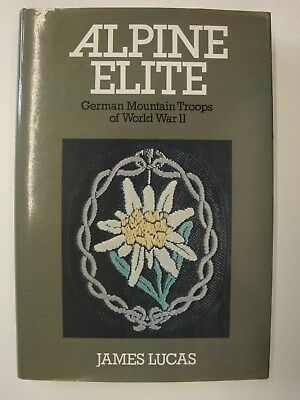 Alpine Elite, German Mountain Troops Of WW2 (Crete, Norway, Gebirgsjager, Dietl)