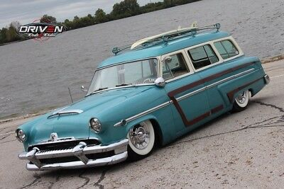 1954 Mercury Monterey 1954 Mercury Surf Wagon,RESTOMOD,350ci,Auto,PS,PDB,AC,Air Ride 1954 Mercury Surf Wagon,RESTOMOD,350ci,Auto,PS,PDB,AC,Air Ride,Custom Street Rod