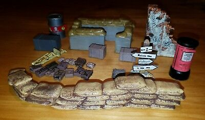 Ultimate Soldier/Forces Of Valor And Others Accessory Lot #3, In 1/32 Scale.