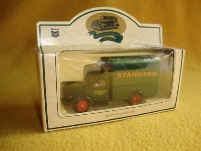 Chevron Standard Oil Die-Cast Model Lubricants Delivery Truck Made in England