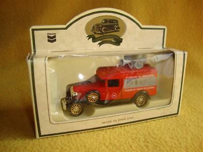 Chevron Standard Oil Die-Cast Metal Model Announcer Car Made in England