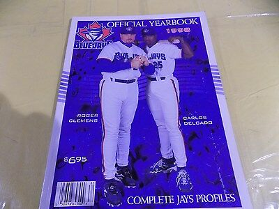Toronto Blue Jays 1998 Official Yearbook