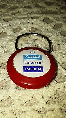 Plymouth Chrysler Imperial key chain