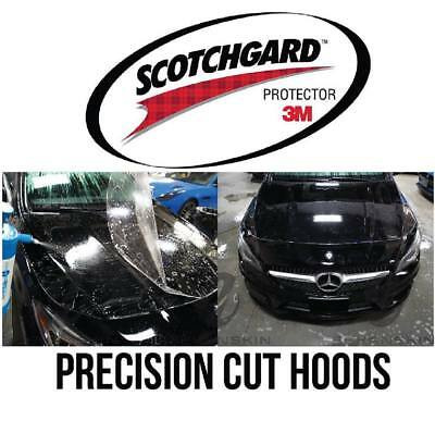 3M Paint Protection Film Clear Bra Partial Hood Fender and Mirror for Honda Cars