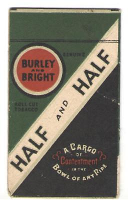 FMRA HALF AND HALF BURLEY & BRIGHT TOBACCO CIGARETTE PAPERS sg780
