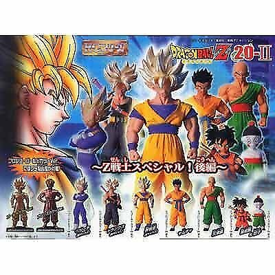 Capsule Toys Gashapon Hg Dragon Ball Z 20 NO2 All Set Of 12 From Japan 02