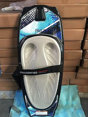 kneeboard CSS prodrifter 2 grey pad just arrived with cover