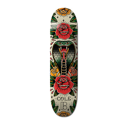 "Plan B Tradition Chris Cole 8.25"" Skateboard Deck"