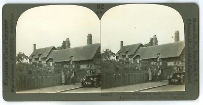 1 of 4 England, 28229-Where Shakespeare Came to See Ann Hathaway, Stratford-on-