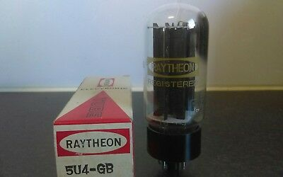 Raytheon 5U4GB TUBE