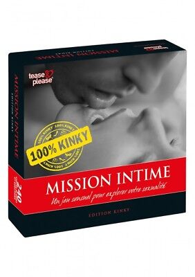 Tease  Please MISSION INTIME - 100 % KINKY fun games 3300003853