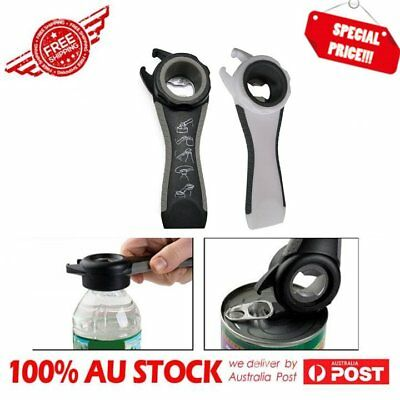 All In One Bottle Opener Jar Can Kitchen Manual Opener Tool Multi functional GT