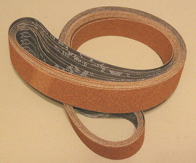 "2""x 72"" Sanding Belt Cork Non Grit Polishing Belt"
