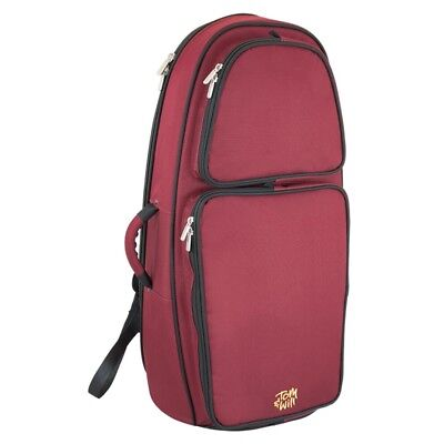 Tom and Will 26EU Padded Euphonium Bag - Burgundy