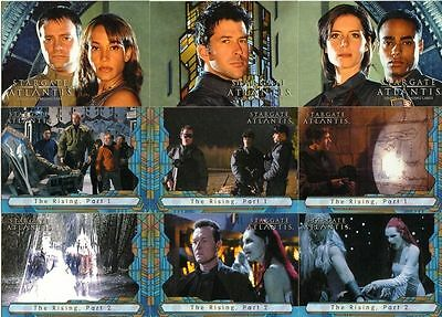 Stargate Atlantis Season 1 Trading Card Set