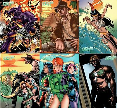 GEN 13 Series 2 (1996) Trading Card Set