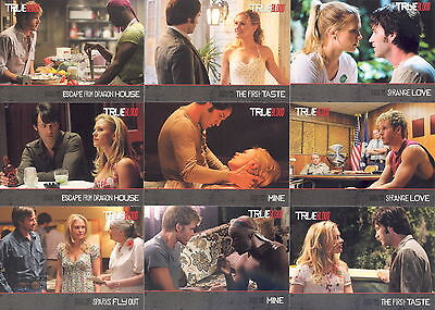 True Blood Premiere Trading Card Set