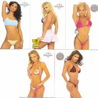 Benchwarmer 2003 Series 1 Trading Card Set