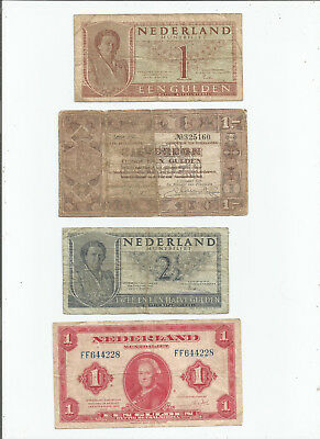 Netherlands  Four  Notes