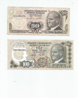 Turkey  Two  Notes