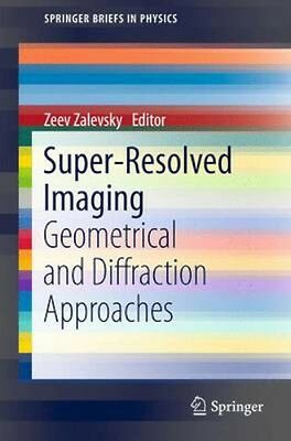 NEW Super-Resolved Imaging BOOK (Paperback) Free P&H