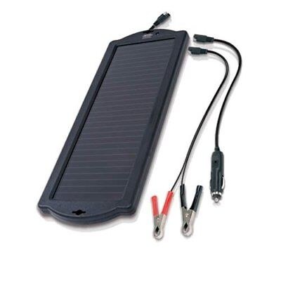 Ring Automotive Rsp150 1.5W Car Solar Maintenance Charger, 12V