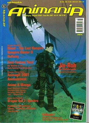 ANIMANIA Nr. 41 (Sept./Okt. 2001)