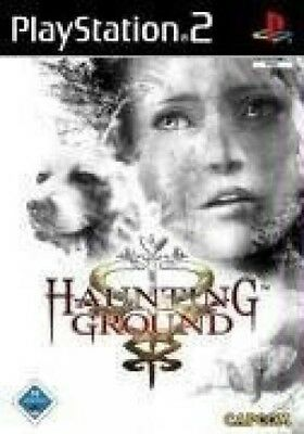 PS2 / Sony Playstation 2 game - Haunting Ground (boxed)