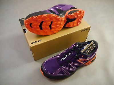 Salomon Wings Access GTX Trail Running Shoes Trainers Womens Ladies