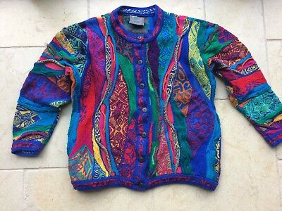 Vintage Ladies Coogi Cardigan/Jacket Size Small