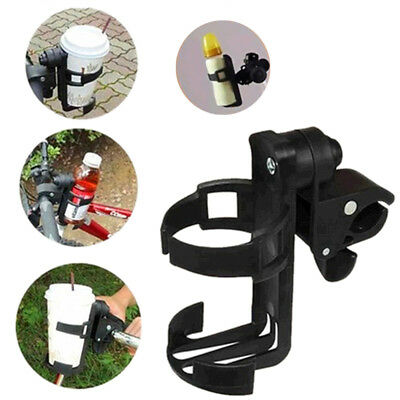 Universal Rotatable Baby Stroller Parent Console Organizer Cup Holder Bicycle Bo