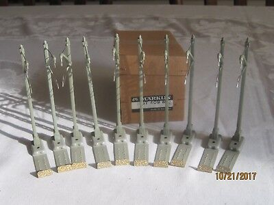 MARKLIN catenary Mast (2 boxes) 10ST. 409 M