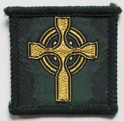 Irish Scout Association of Ireland SAI Chaplains Badge Scouting