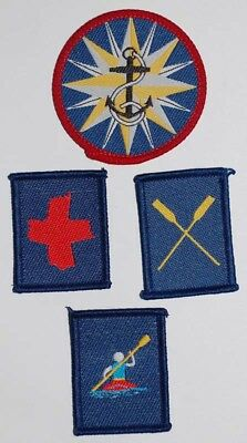 Irish Sea Scout Badges Ireland Scouting Lot 3