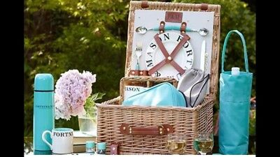 F&M Piccadilly two person picnic hamper