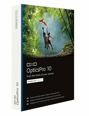 DxO Photo Lab Essential Edition, immer neuste Version PRO 10